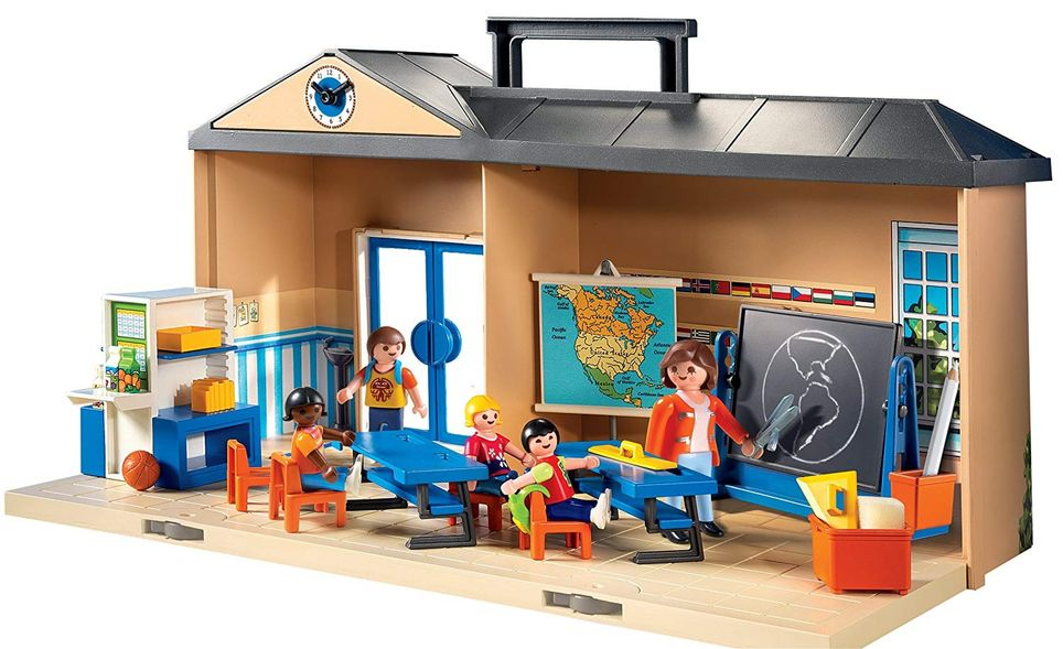 Set mobil scoala playmobil city life - 2