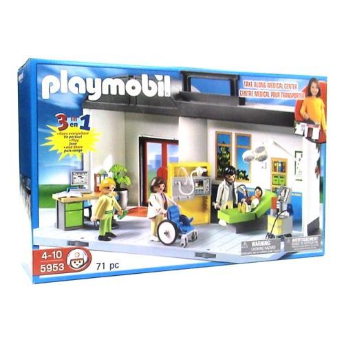 Set mobil spital playmobil city life