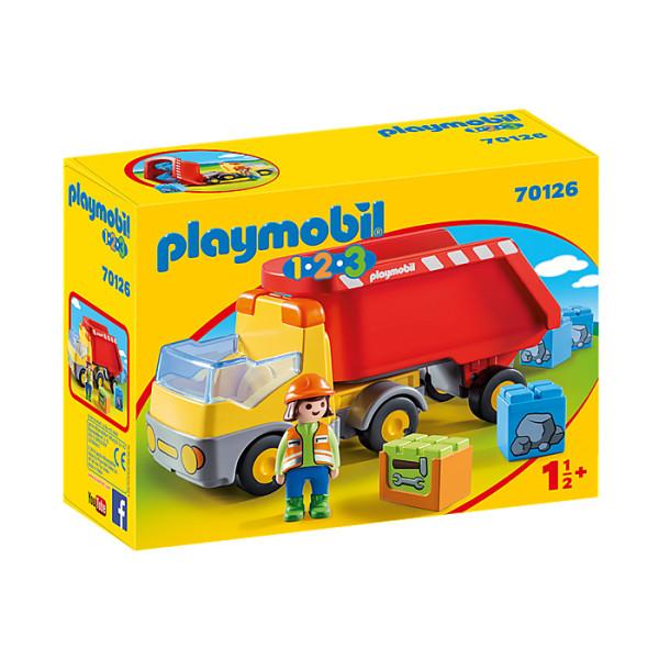 Basculanta rosie playmobil 1.2.3