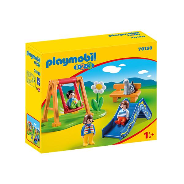Loc de joaca playmobil 1.2.3
