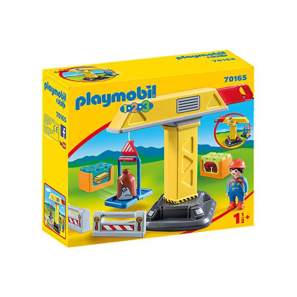Macara playmobil 1.2.3