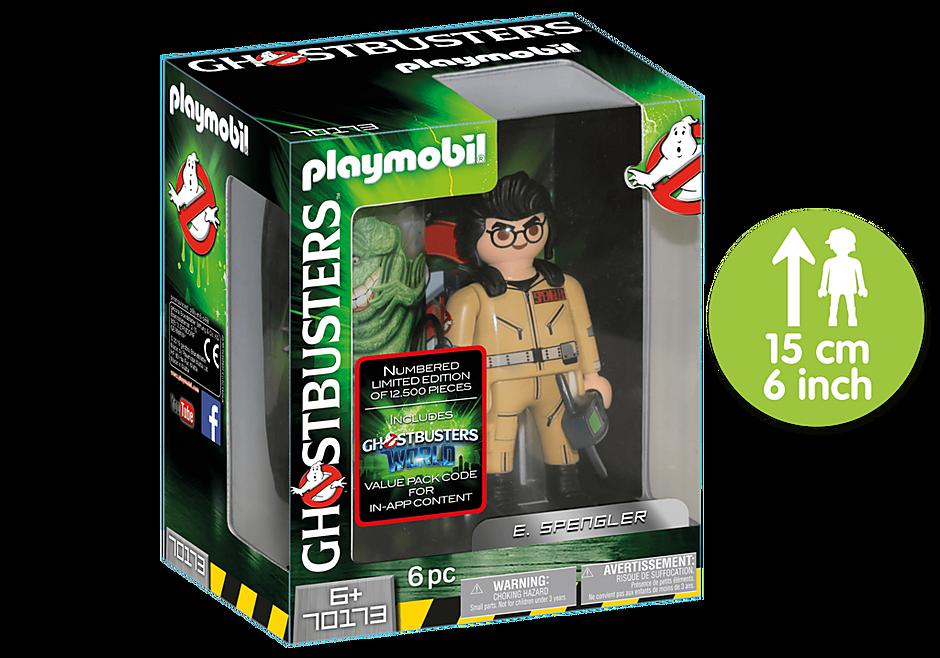 Spengler figurina de colectie playmobil ghostbusters