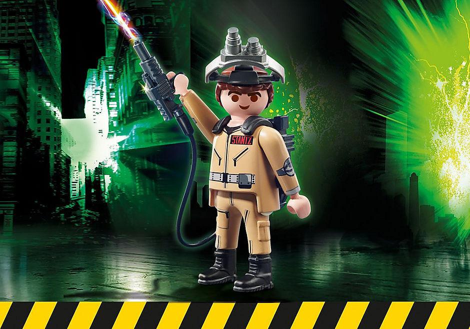 Stantz figurina de colectie playmobil ghostbusters - 1