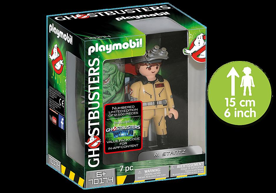 Stantz figurina de colectie playmobil ghostbusters