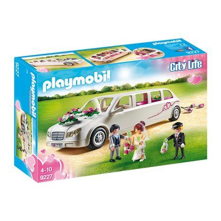 Limuzina de nunta playmobil city life