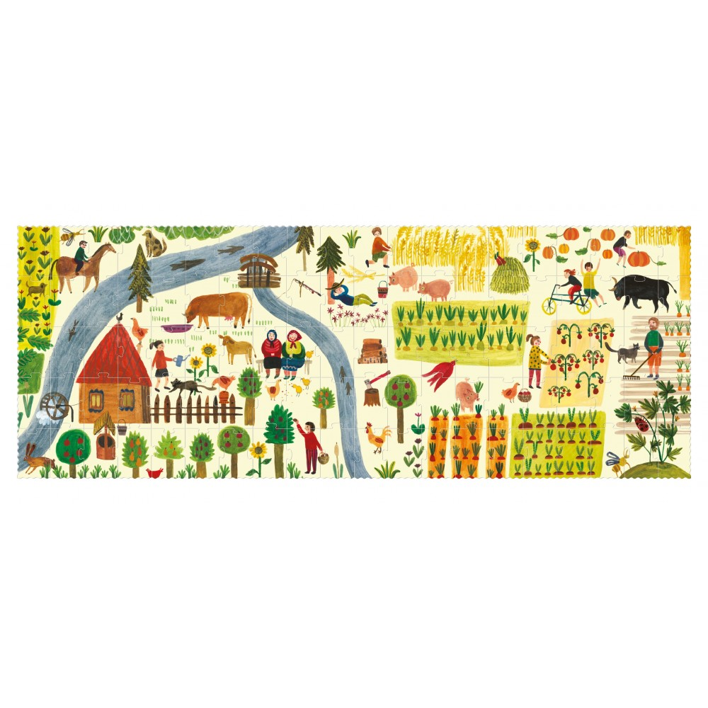 Puzzle ferma londji - 1