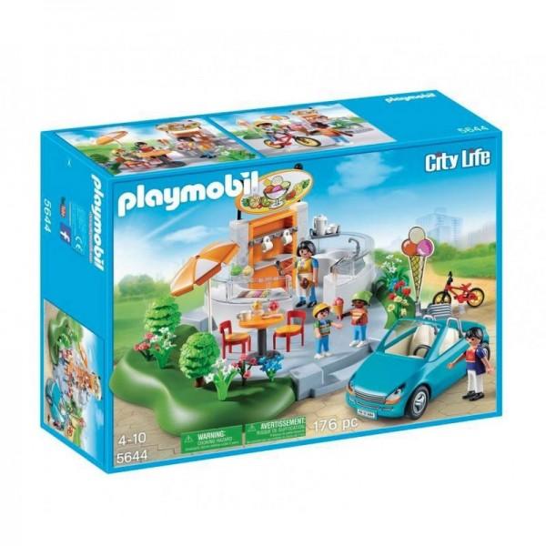 Atelierul de inghetata playmobil city life