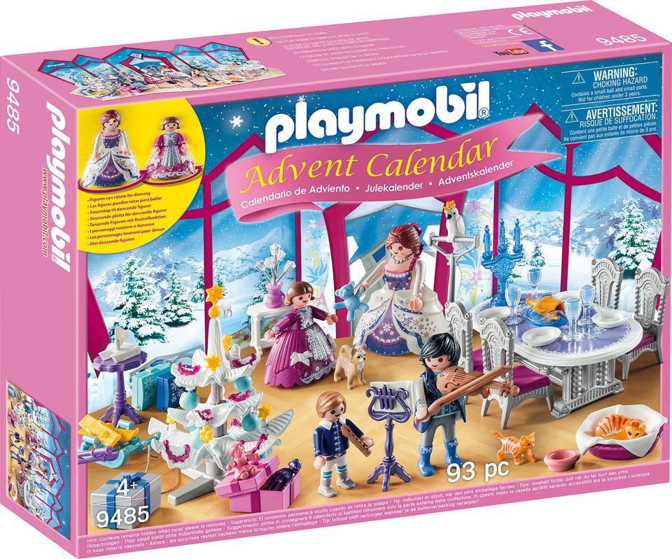 Petrecere calendar craciun playmobil christmas