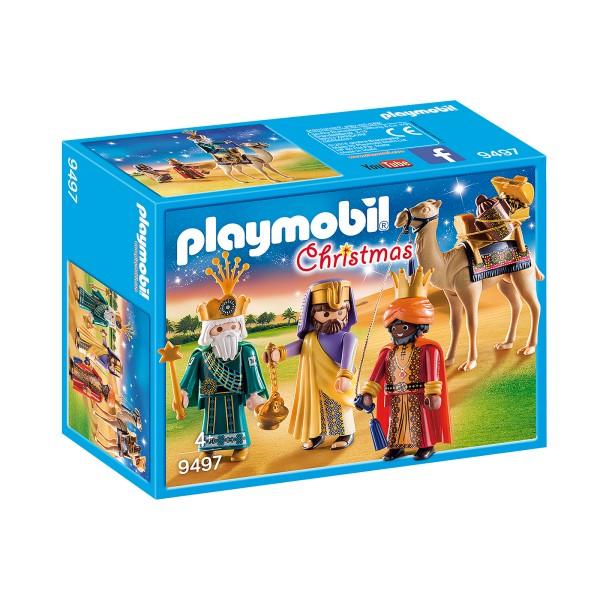 Cei trei magi playmobil christmas