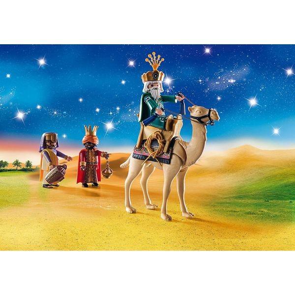Cei trei magi playmobil christmas - 2