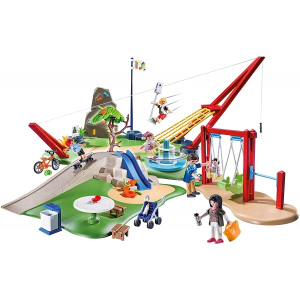 Loc de joaca club set playmobil city life - 2