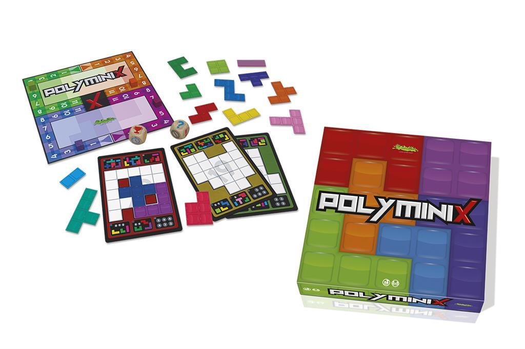 Joc educativ polyminix creativamente