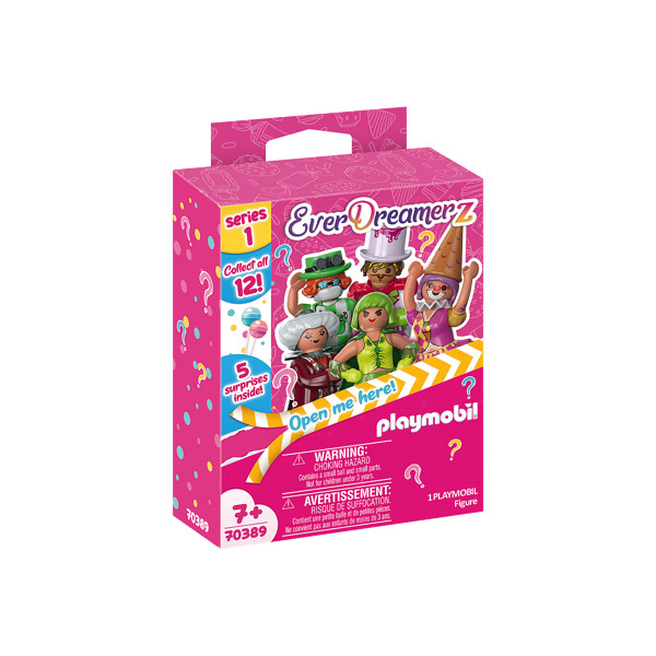Set figurine cu surprize seria 1 playmobil everdreamerz