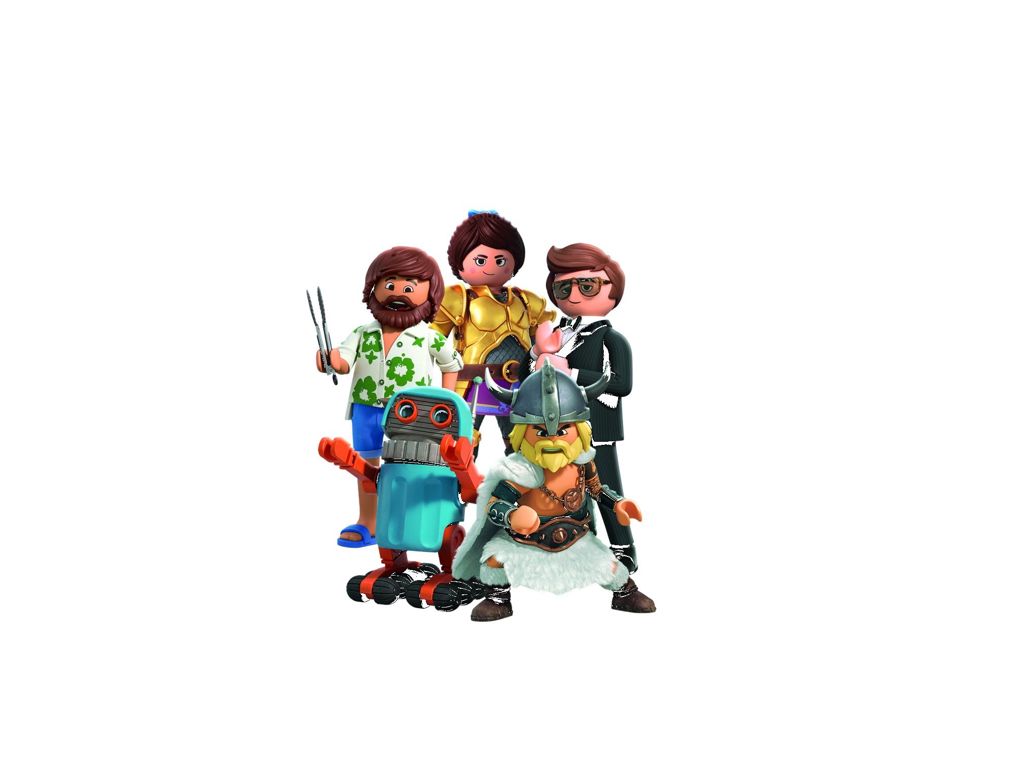 Figurine seria 1 playmobil movie - 1