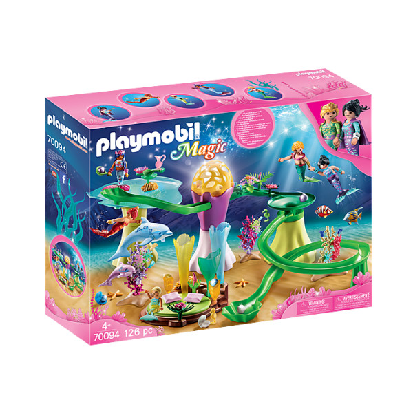 Golful sirenelor playmobil magic
