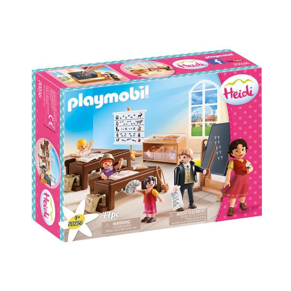 Heidi la scoala playmobil heidi