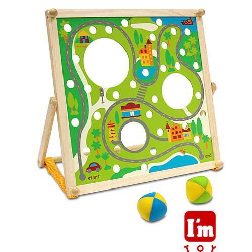 Patru jocuri educative si distractive intr-unul i'm toy