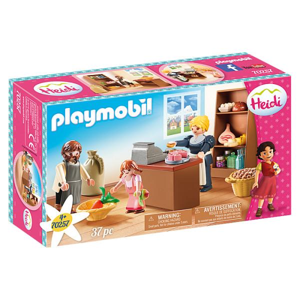 Magazinul familiei keller playmobil heidi