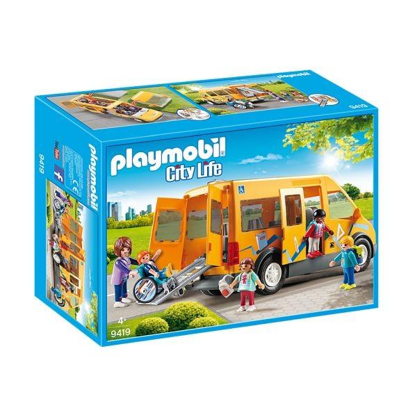 Masina scolara playmobil city life