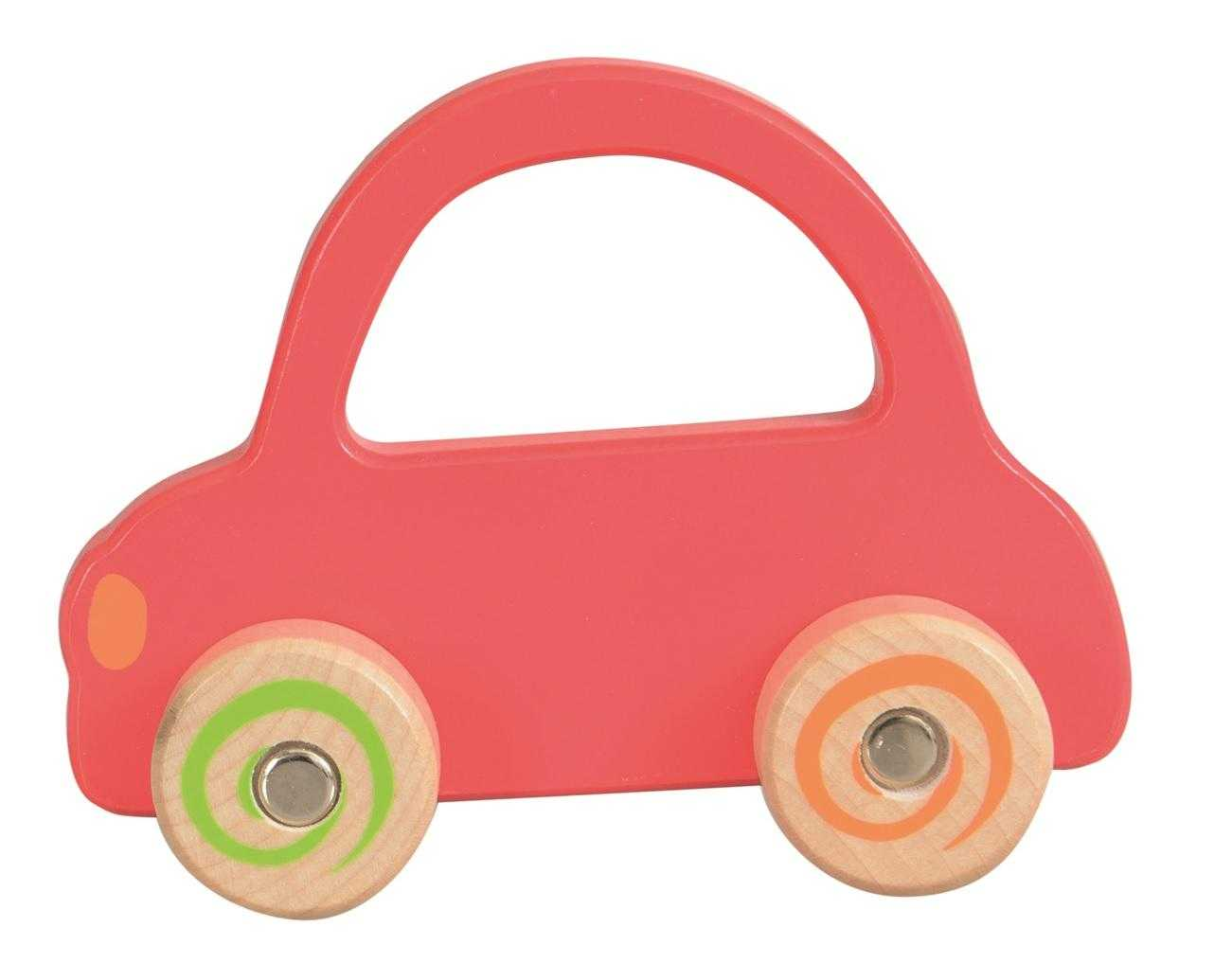 Masinuta lemn rosie egmont toys imagine