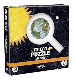 Micro puzzle cosmos 600 piese londji
