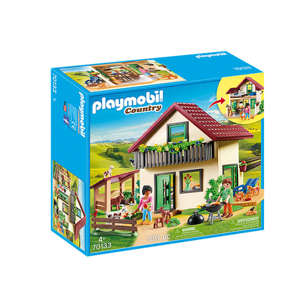 Casa de la ferma playmobil country