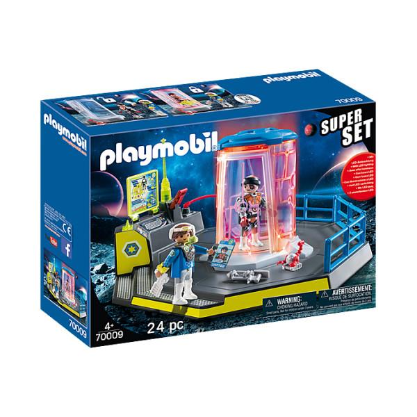 Inchisoarea galactica playmobil super set