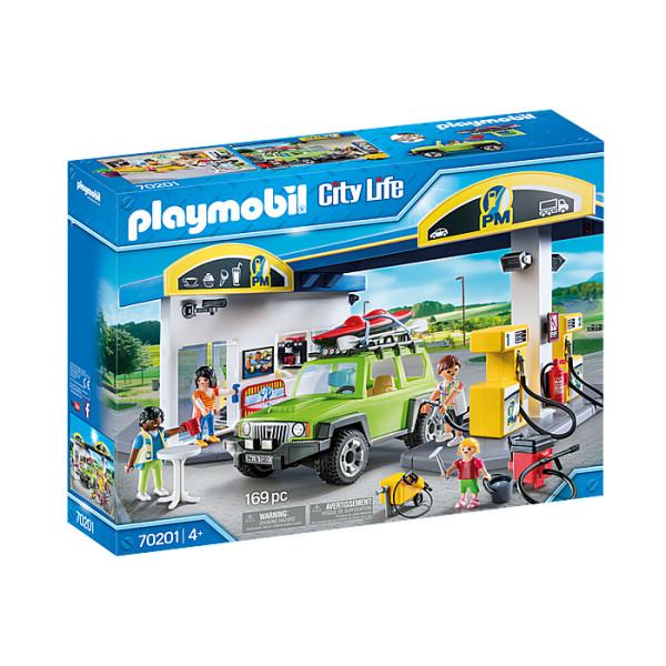 Benzinarie playmobil city life