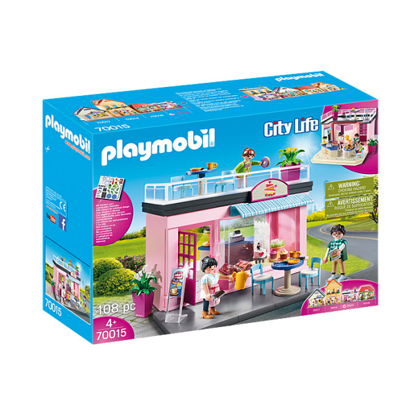 Cafenea playmobil city life