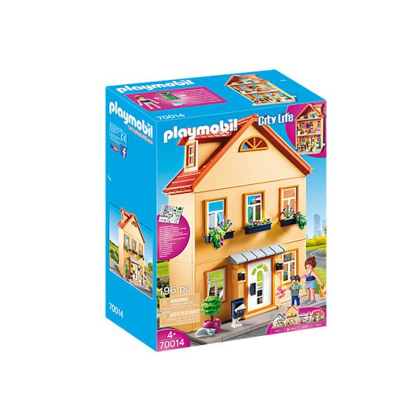 Casa de la oras playmobil city life