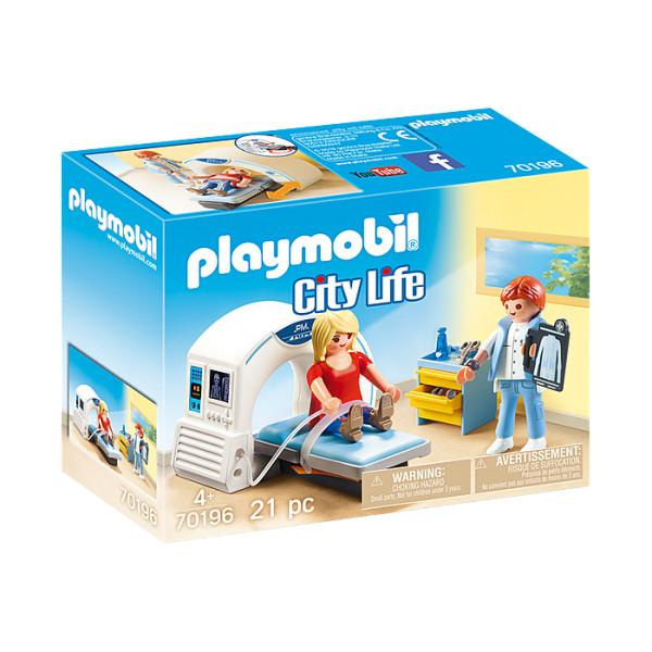 Cabinet radiolog playmobil city life