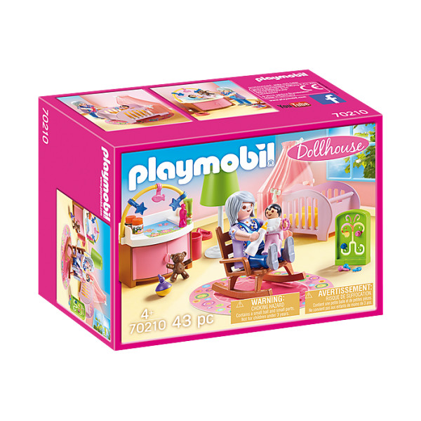 Camera fetitei playmobil doll house