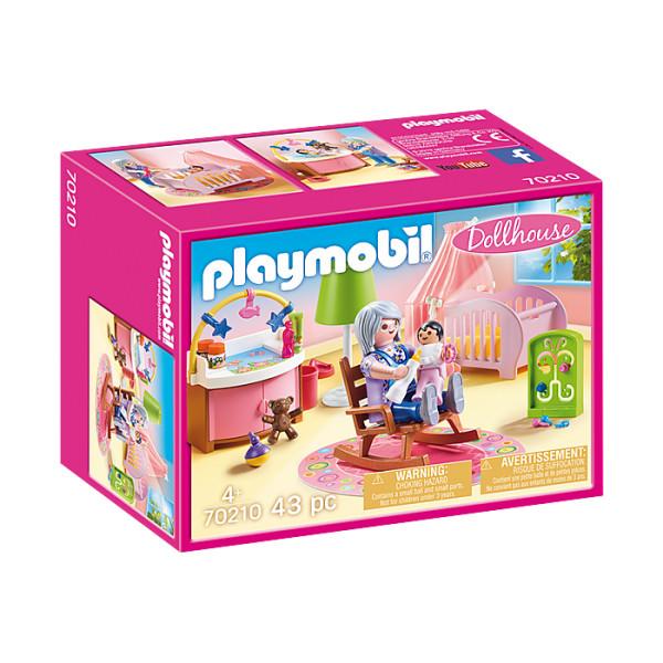 Camera fetitei playmobil doll house