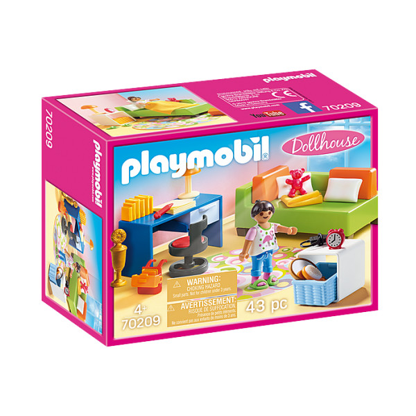 Camera tinerilor playmobil doll house