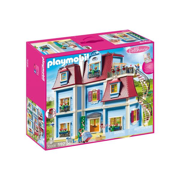 Casa mare de papusi playmobil doll house