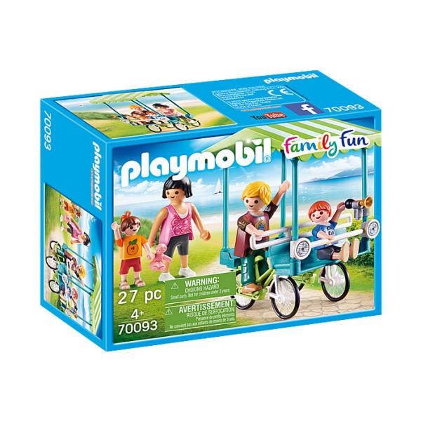Bicicleta de familie playmobil family fun