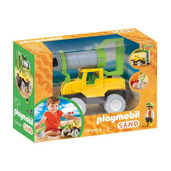 Masina de foraj playmobil sand