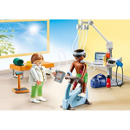 Terapeut fizic playmobil city life - 1