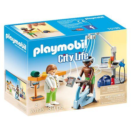 Terapeut fizic playmobil city life