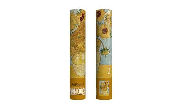 Puzzle floarea soarelui van gogh 100 piese londji