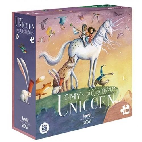 Puzzle unicorn londji