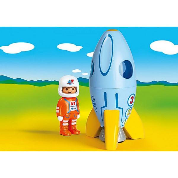 Astronaut playmobil 1.2.3 - 2