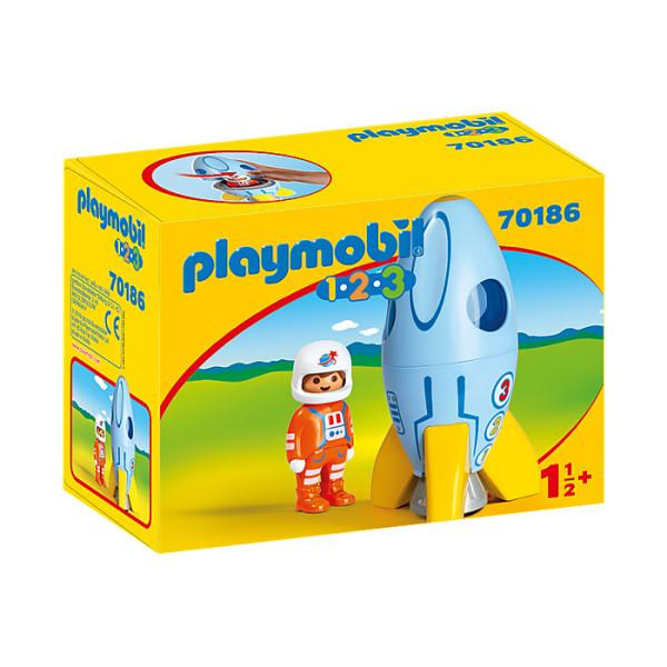 Astronaut playmobil 1.2.3