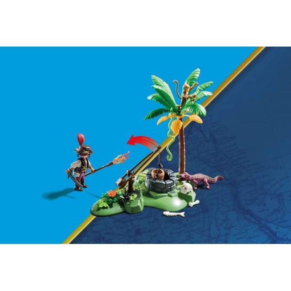 Ascunzatoarea piratilor playmobil pirates - 3