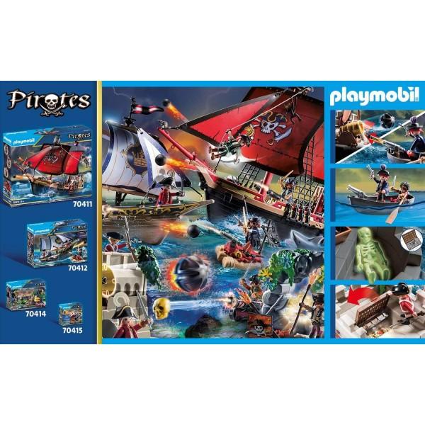 Bastion cu soldat britanic playmobil pirates - 2