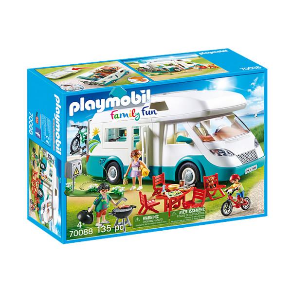 Rulota camping playmobil family fun