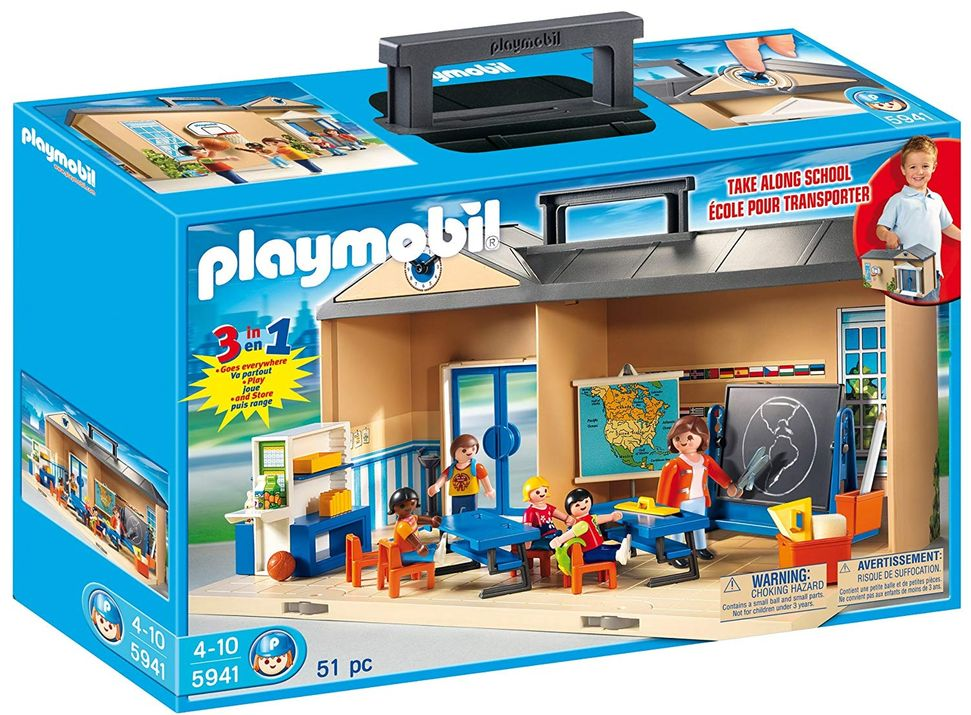 Set mobil scoala playmobil city life