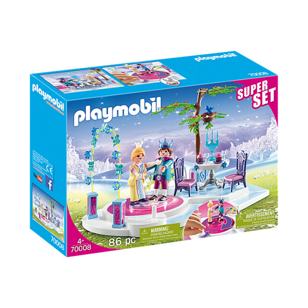Balul printesei super set playmobil magic