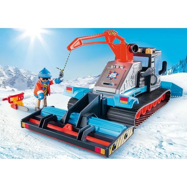 Vehicul de deszaperire playmobil family fun - 2