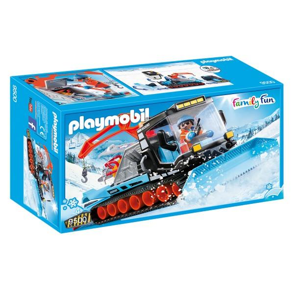 Vehicul de deszaperire playmobil family fun
